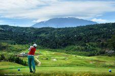 Indonesia akan dijadikan destinasi wisata golf dunia, keren
