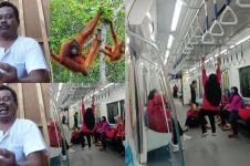 5 Meme lucu kelakuan buruk penumpang MRT Jakarta, geregetan deh!