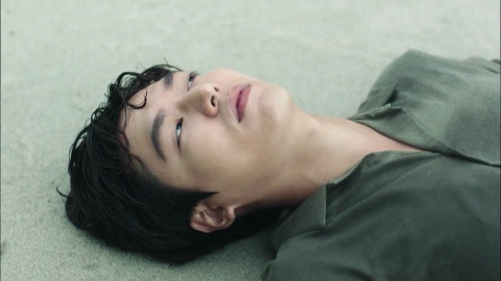 momen menangis putus drama Korea soompi