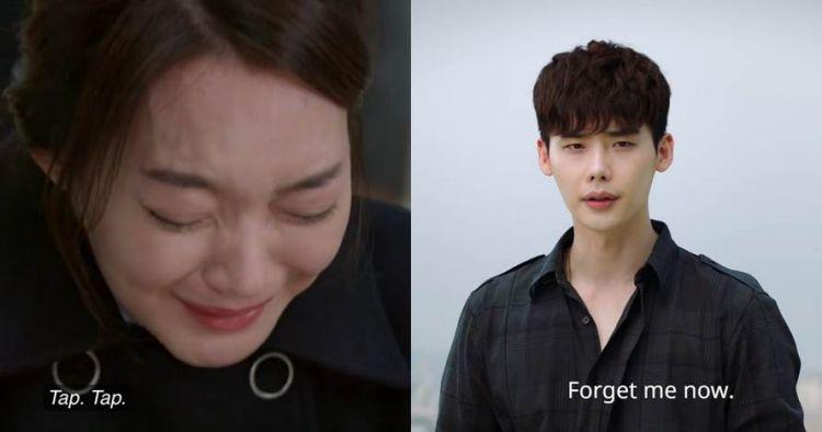 9 Adegan drama Korea putus cinta paling sedih, bikin ikut nangis
