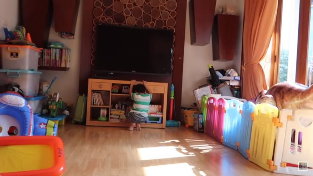 rumah shireen YouTube