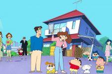 6 Serial kartun ternyata punya rahasia mengerikan, ada Shin Chan