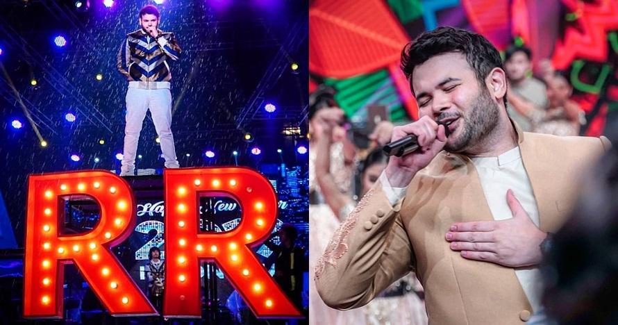 10 Aksi panggung Ridho Rhoma, penampilannya selalu memukau