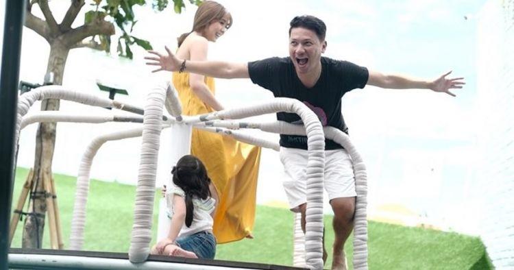 6 Momen seru liburan Gisel & Gading Marten bareng Gempi di Bali