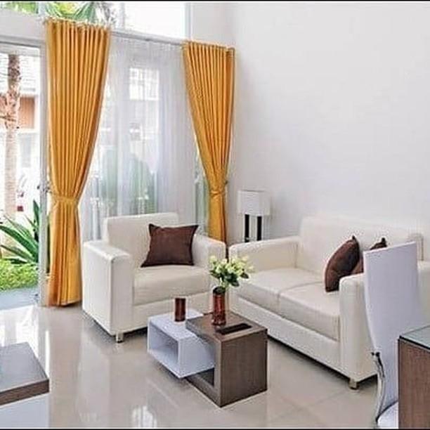 20 Ide desain ruang keluarga minimalis, bikin rumahmu jadi ...