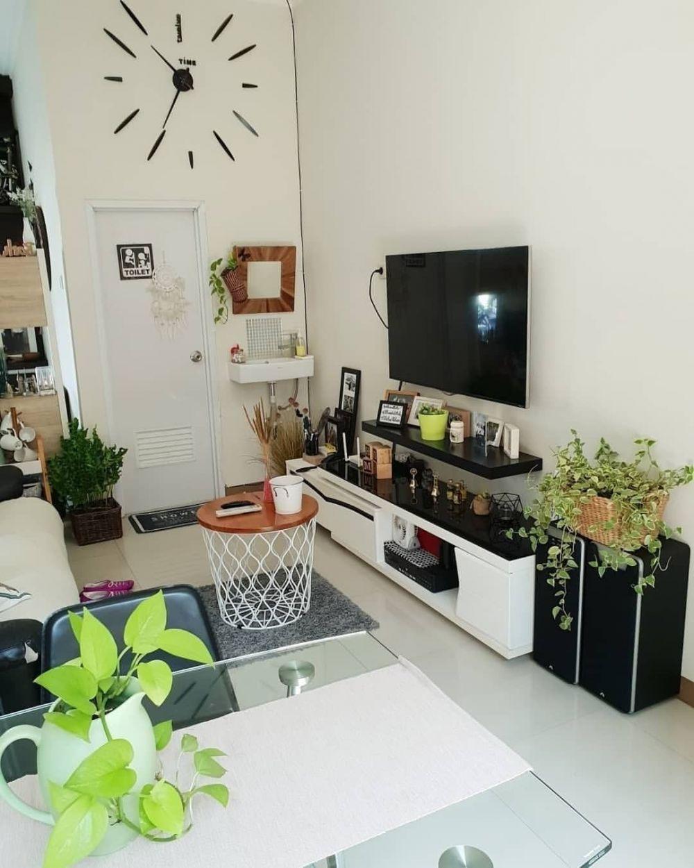20 Ide Desain Ruang Keluarga Minimalis Bikin Rumahmu Jadi Cozy