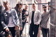 Backstreet Boys konser di Jakarta Oktober 2019, siap nostalgia!