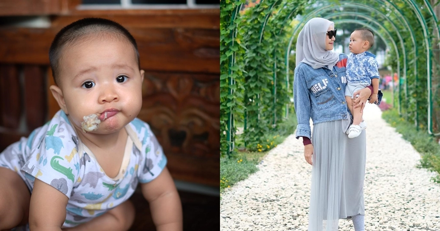 10 Potret gemas Bhre Kata anak Zaskia Mecca & Hanung Bramantyo