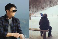10 Momen liburan Ariel NOAH & Alea di Jepang, bikin salah fokus