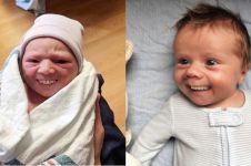 10 Foto editan bayi punya gigi bak orang dewasa ini kocak abis