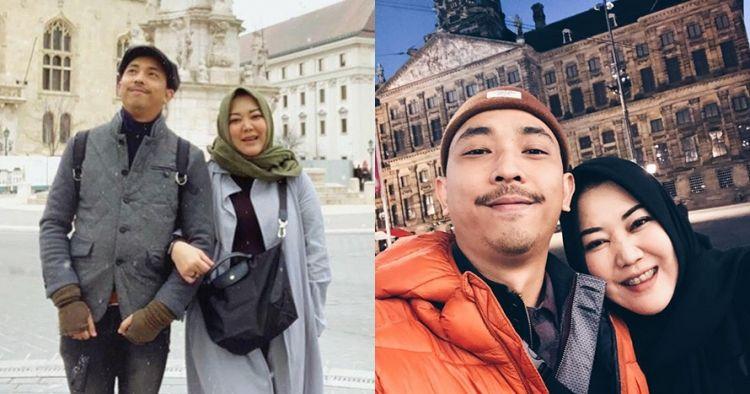 11 Potret bulan madu Risa Saraswati & suami di Eropa, cari drakula