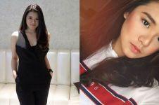 9 Pesona Vindyka Giselle, sekretaris pribadi Ashanty yang cantik