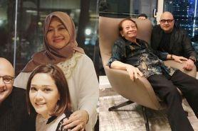 6 Momen kedekatan Irwan Mussry & ortu Maia, menantu idaman