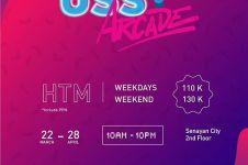 USS Arcade, spot hunting foto Instagrammable baru di Jakarta