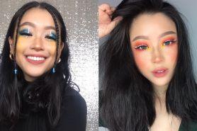 10 Gaya makeup 'badut' Cindercella, berani pakai untuk sehari-hari