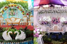 20 Dekorasi pernikahan terbaik, simpel dan elegan