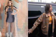 Intip mobil mewah Jessica Iskandar, ada TV 21 inci & magic window