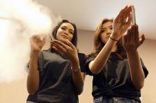 Rokok elektrik compact pertama di Indonesia yang bercukai, bebas tar