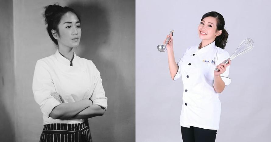 Beda gaya Chef Renatta & Chef Marinka  © 2019 brilio.net