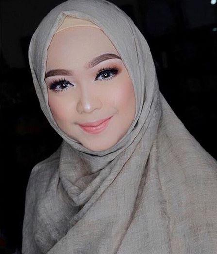 ricis makeup tebal instagram