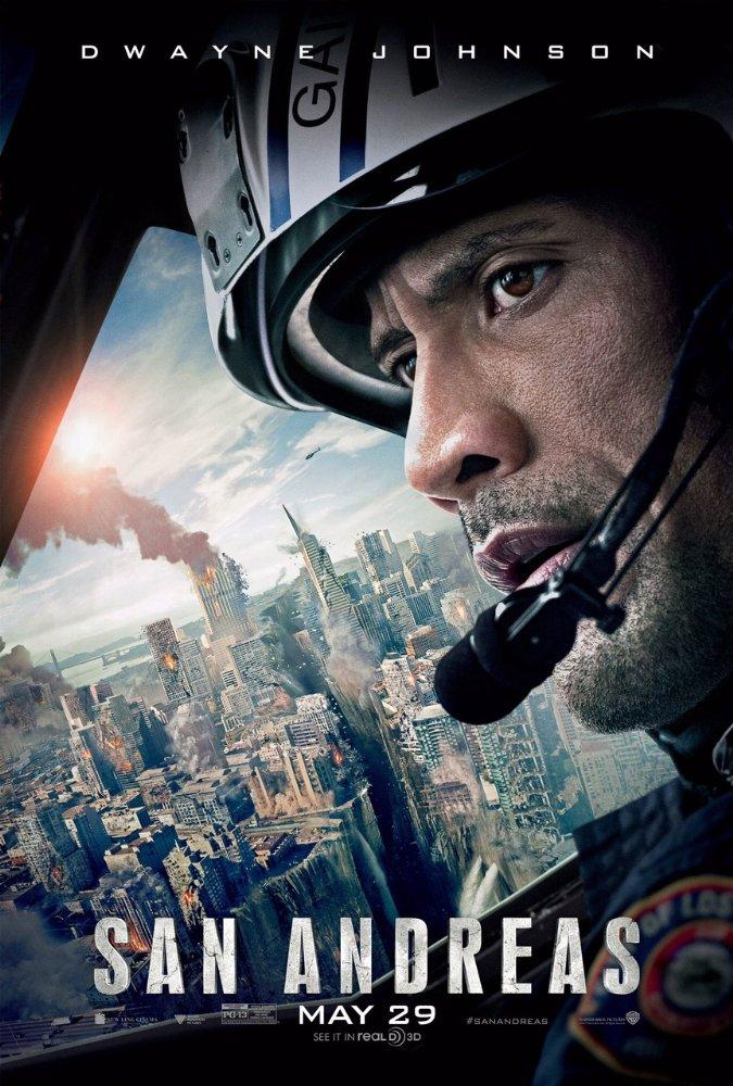 Hollywood bertemakan bencana alam istimewa