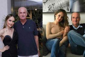 7 Momen Cinta Laura & ayahnya yang jarang terekspos
