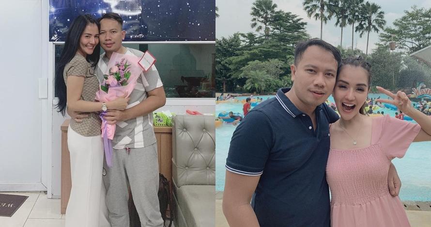 6 Momen persembahan cinta Vicky Prasetyo untuk pacar, bak lamaran