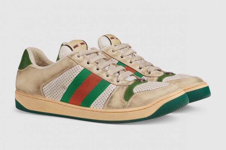 Fantastis, sepatu terlihat kotor ini dihargai Rp 13 juta