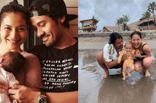Usia 6 bulan, ini 9 momen seru anak Chicco-Putri liburan di Bali