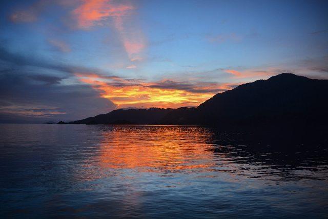 4 Keindahan Pulau Labengki, disebut miniatur Raja Ampat