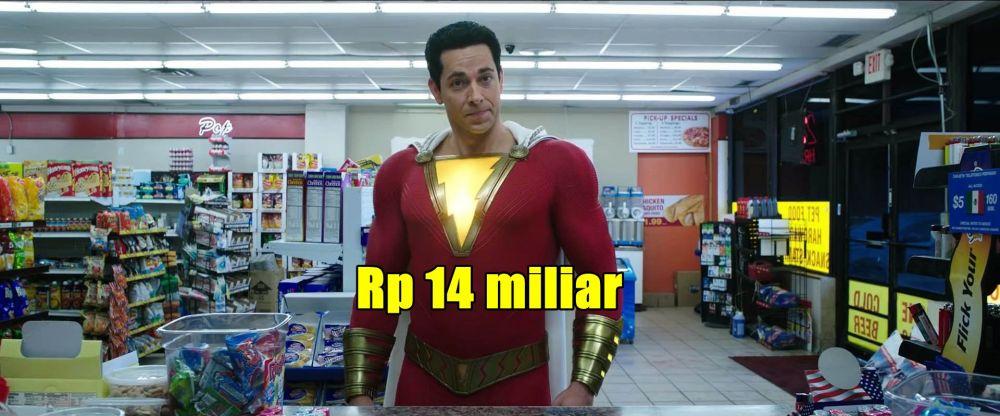 harga kostum super hero bikin melongo © looper.com