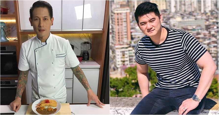 10 Pesona chef ganteng Tanah Air, bikin ingin diajari masak