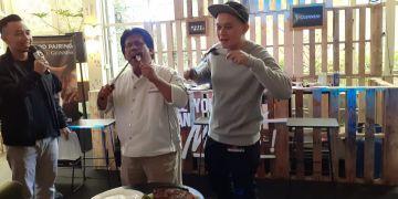Festival ini manjakan pencinta grilled food, dikonsep DJ Riri lho