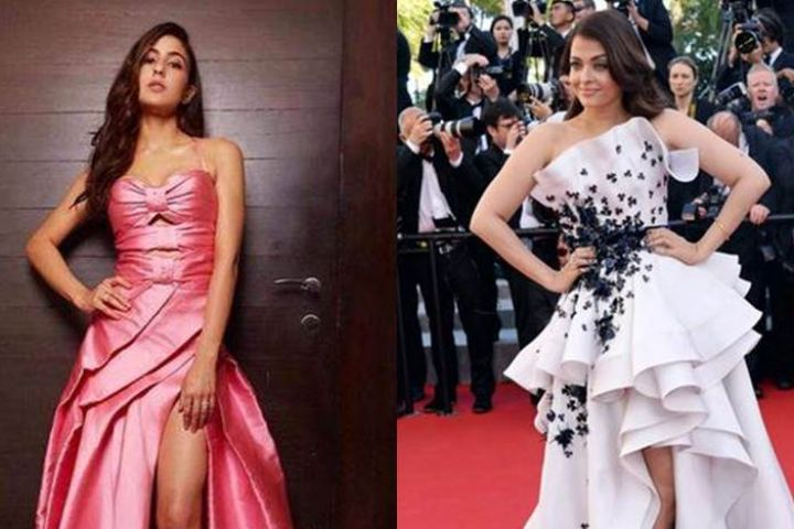 9 Seleb Bollywood pakai gaun belahan tinggi, bikin susah kedip