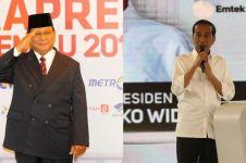 Disindir soal ABS, Jokowi: Pak Prabowo tak percaya pada TNI kita