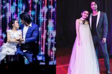 11 Foto romantis Ayu Ting Ting duet bareng Shaheer Sheikh, balikan?