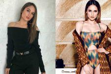 Cinta Laura tegaskan tak akan ikut Puteri Indonesia 2020