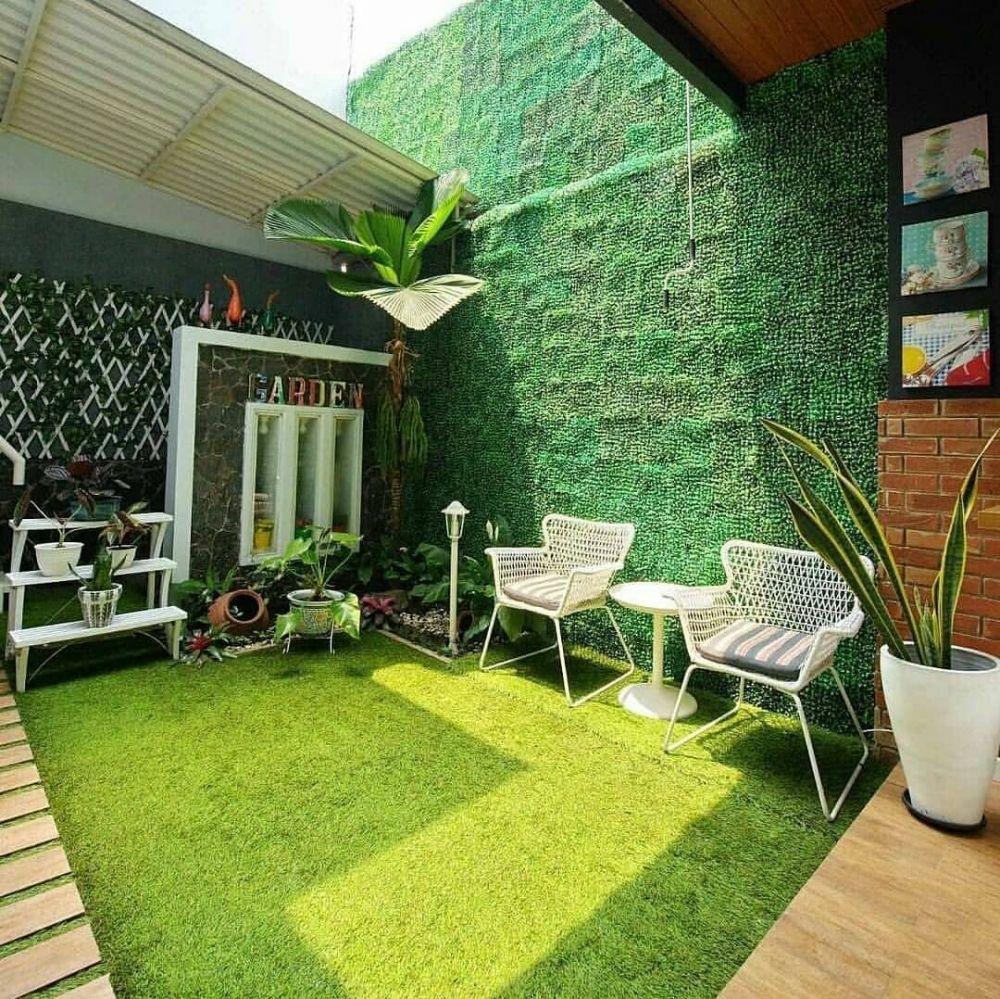 420+ Desain Taman Kecil Samping Gratis Terbaik