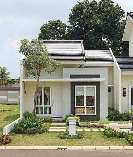 Desain taman untuk rumah minimalis istimewa