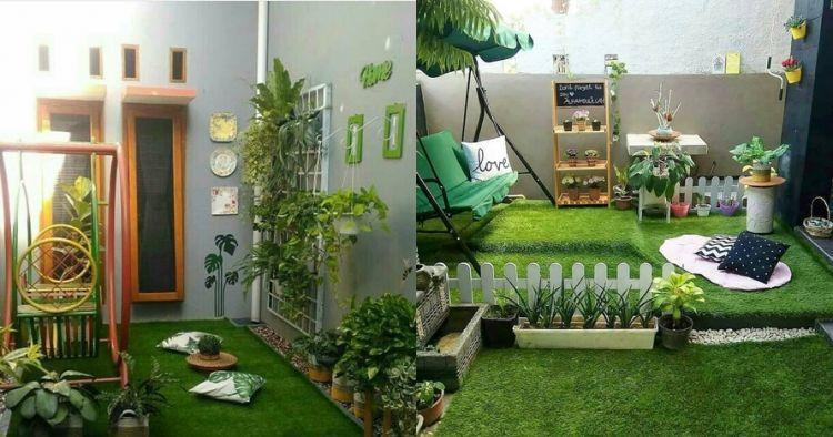 15 Desain Taman Untuk Rumah Minimalis Bikin Makin Kece Dan Asri