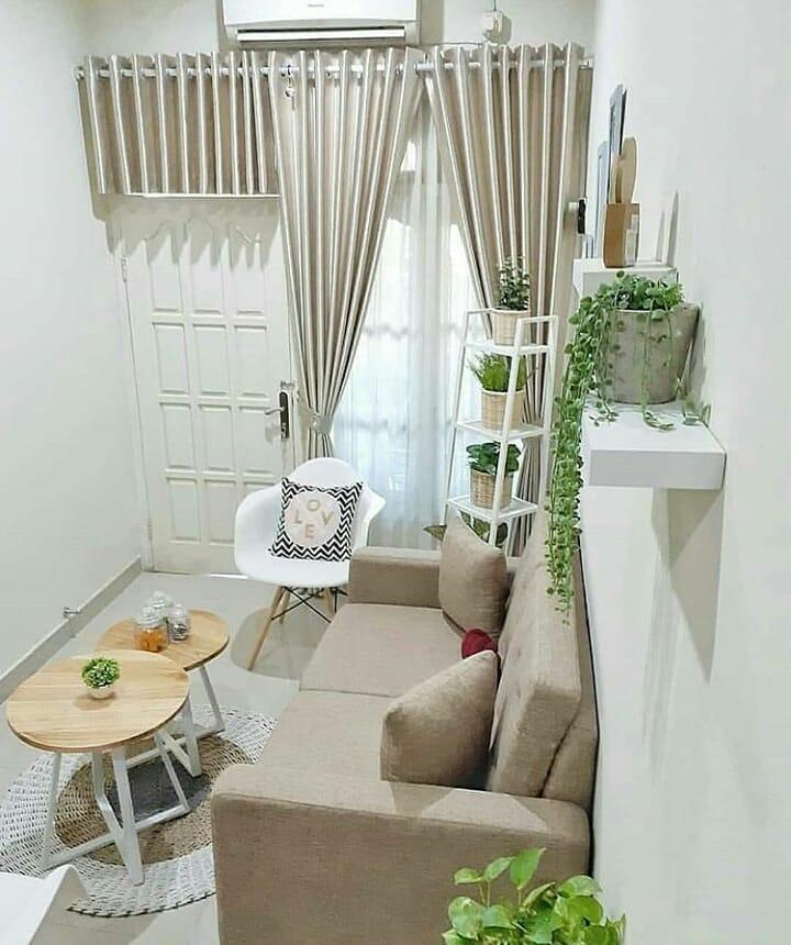 25 Desain Ruang Tamu Minimalis Terbaik