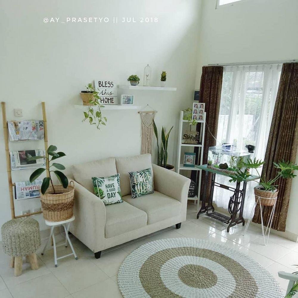 25 Desain Ruang Tamu Minimalis Terbaik Bikin Rumah Makin Keren