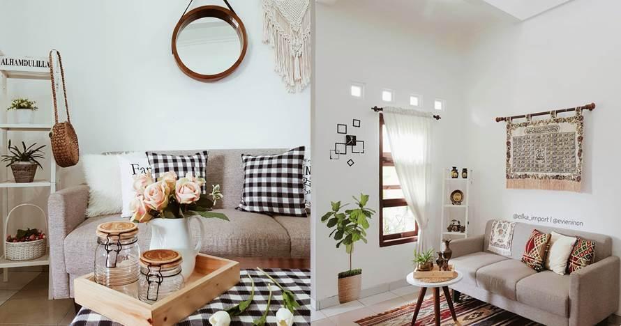 25 Desain ruang tamu minimalis terbaik bikin makin keren