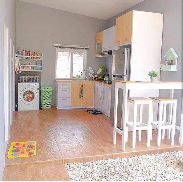 1014757 dapur minimalis keren kece