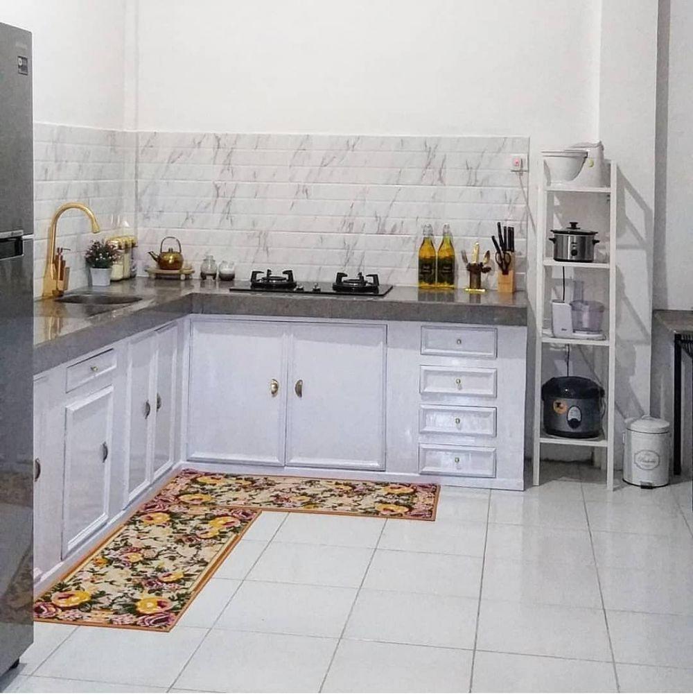 5 Desain dapur minimalis modern, bikin rumah makin kece