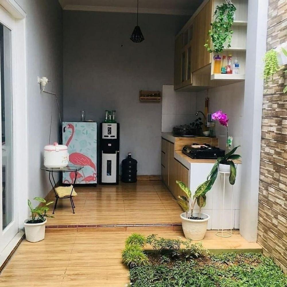 Dekorasi Dapur Kecil Gambar Dapur Sederhana Ideku Unik