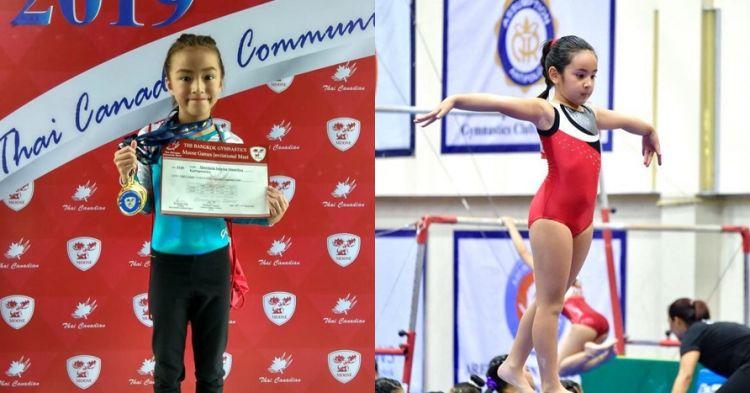 5 Anak artis ini jadi atlet gimnastik, penuh prestasi