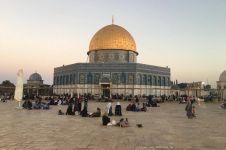 7 Sisi lain Masjid Al Aqsa, tempat awal Rasulullah Isra Miraj