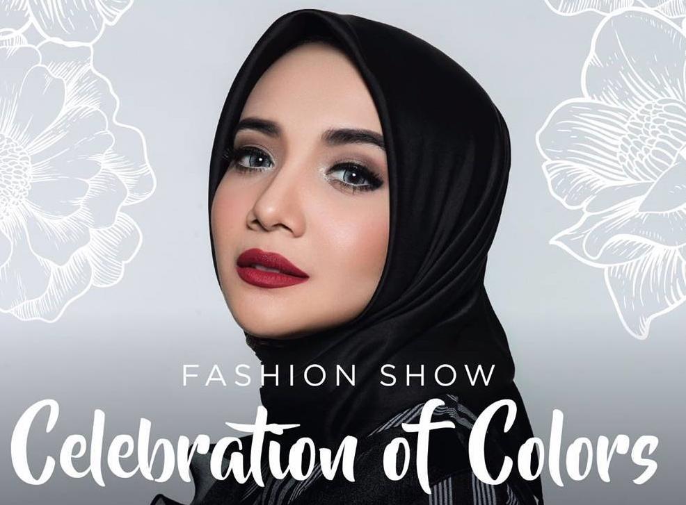 Potret Zaskia Sungkar pakai makeup tebal © 2019 brilio.net