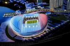 5 Calon stadion megah di Indonesia, punya fasilitas oke
